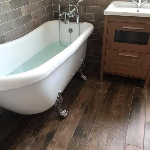 Bathroom Renovations Crumlin